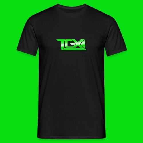 TGX Logo - Men's T-Shirt