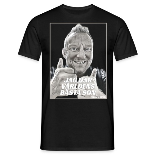lars - T-shirt herr