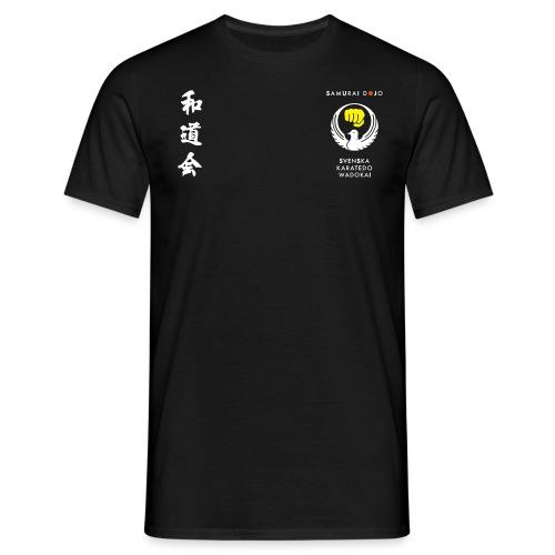 Samurai dojos Kodomokläder - T-shirt herr