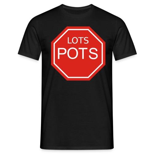 LOTSPOTS - Männer T-Shirt
