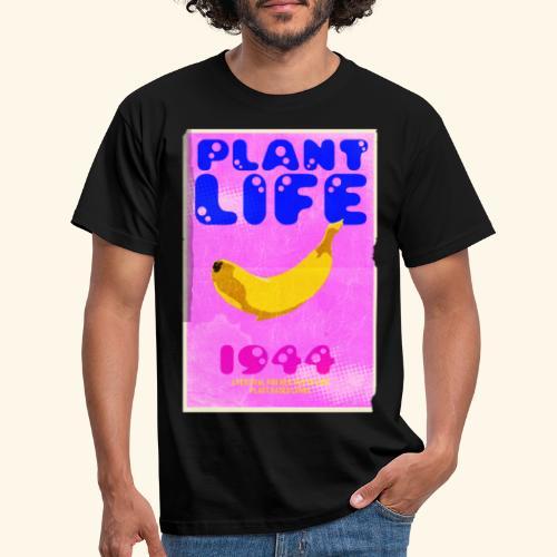 Plant Life - Men's T-Shirt