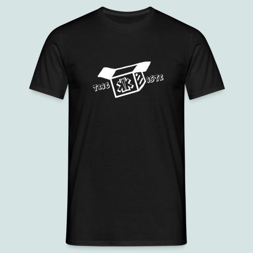 Trickkiste Logo Chest - Männer T-Shirt
