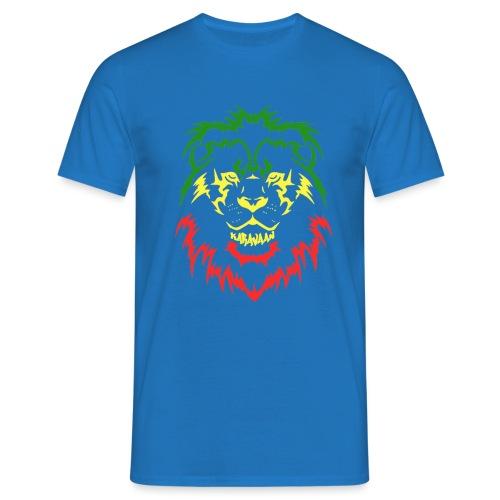 KARAVAAN Lion Reggae - Mannen T-shirt