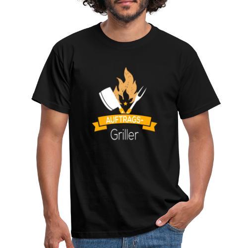 Auftragsgriller T Shirt - Männer T-Shirt