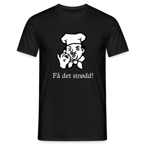 Få det Strødd PIFFI - Men's T-Shirt