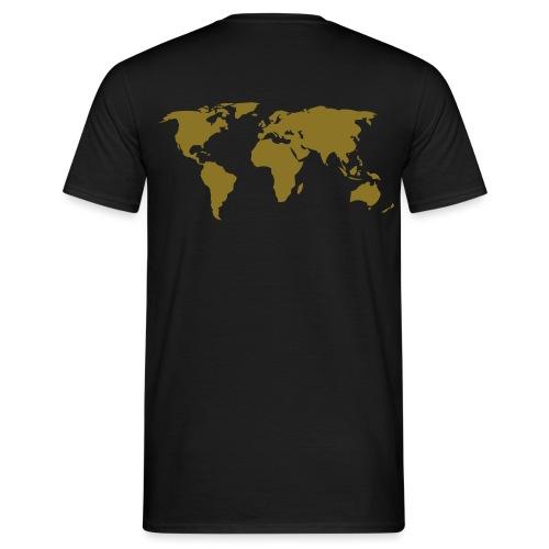 World - Miesten t-paita