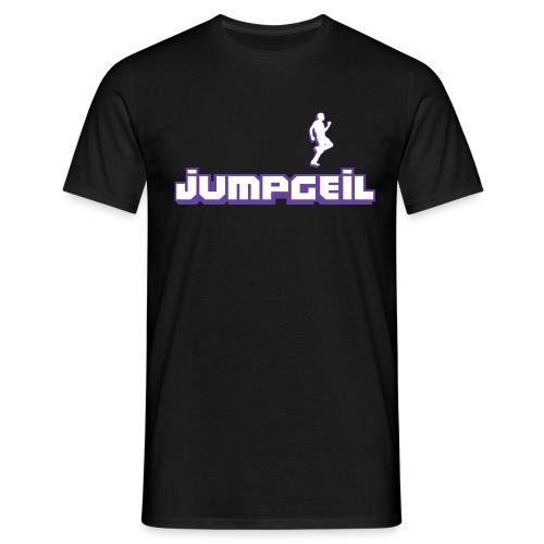 Jumpgeil Tw!tch - Männer T-Shirt