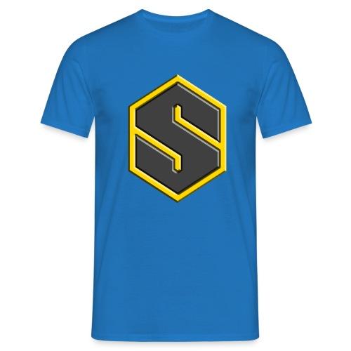 Starnas 3D Logo - Men's T-Shirt
