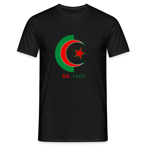 logo 3 sans fond dz1962 - T-shirt Homme