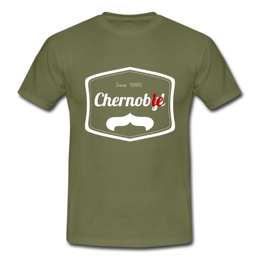 Chernoble - T-shirt Homme
