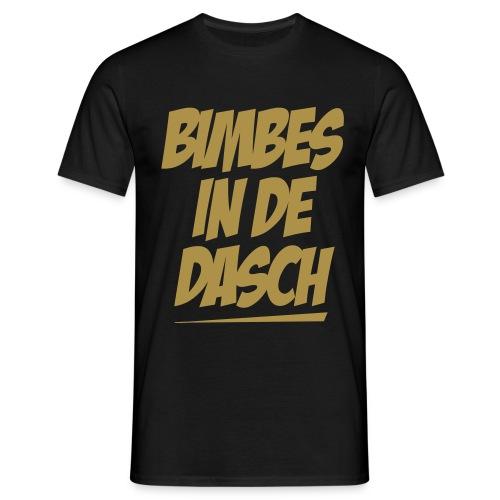 Bimbes in de Dasch - Männer T-Shirt
