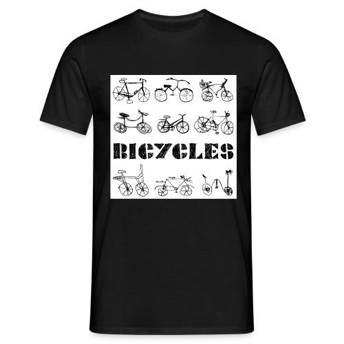 Fahrräder - Männer T-Shirt