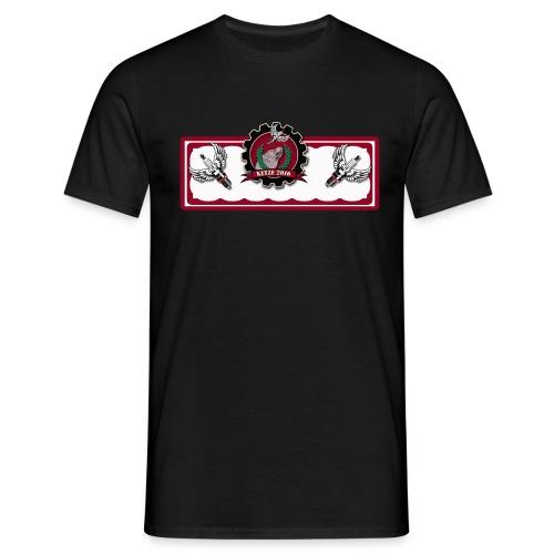 Kurzkunde - Männer T-Shirt