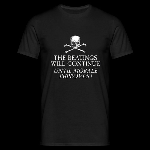 Hacker Citation - T-shirt Homme