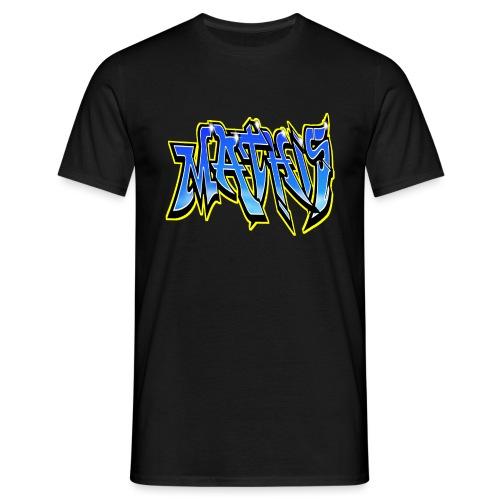 Graffiti Mathis - T-shirt Homme