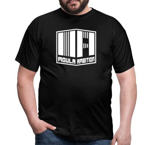Logo Moula Ambition BLANC - T-shirt Homme