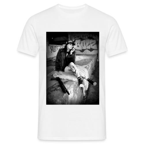 HELLSTARZ LILLIE I - T-shirt Homme