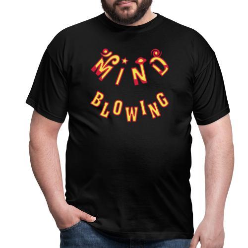 Mind Blowing - Herre-T-shirt