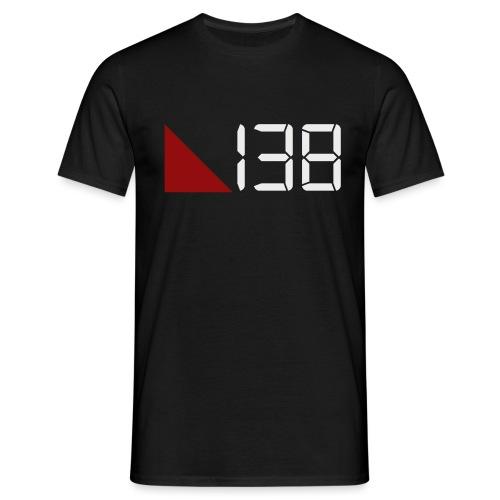 138 (White) - T-shirt herr