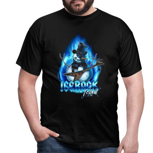 Snowman Evil - Männer T-Shirt