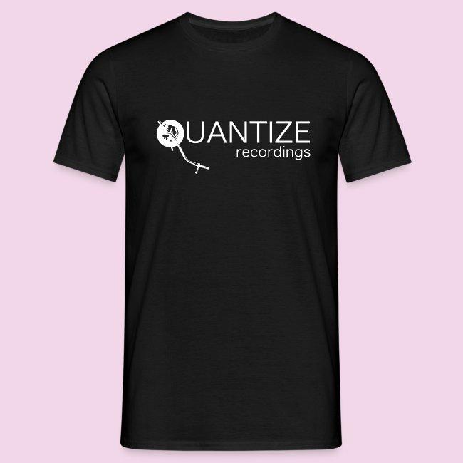 Quantize White Logo