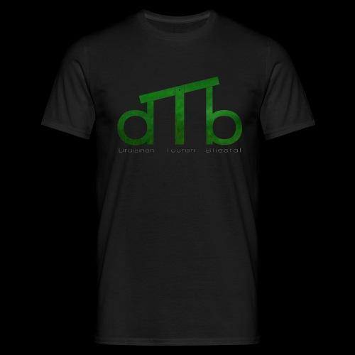 Logo dTb - Männer T-Shirt