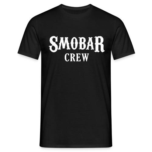 Smobar Crew Black - Männer T-Shirt