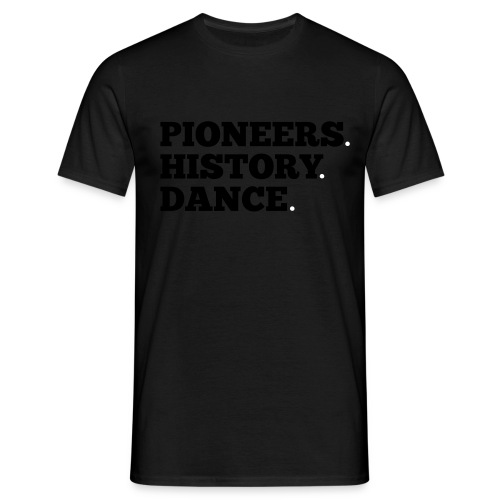 Pioneers History Dance - Men's T-Shirt