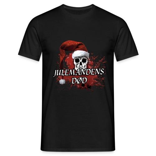 JULEMANDENS DØD 1 - Herre-T-shirt