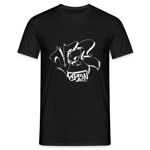 Throw Up VEC Graffiti Crew - T-shirt Homme