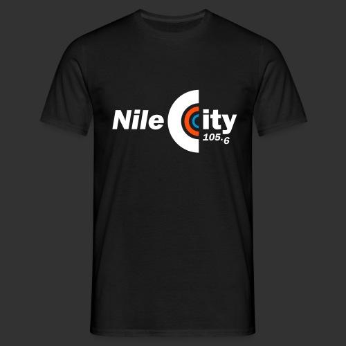 Nilecity 105.6 - T-shirt herr