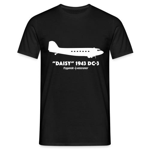Daisy Silhouette Side 2 - T-shirt herr