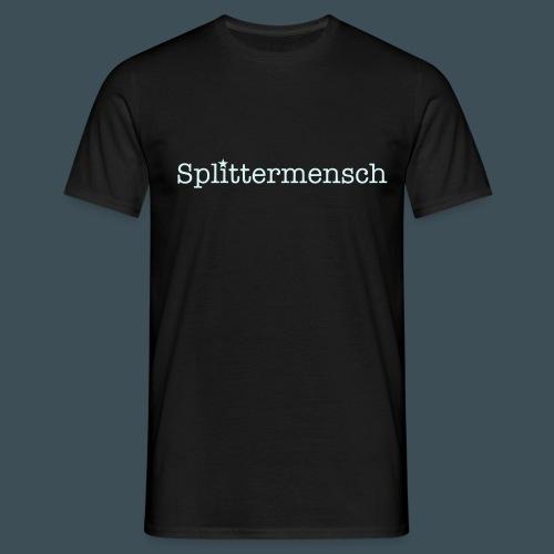 Stern Türkis - Männer T-Shirt