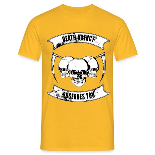 Death Agency - Männer T-Shirt