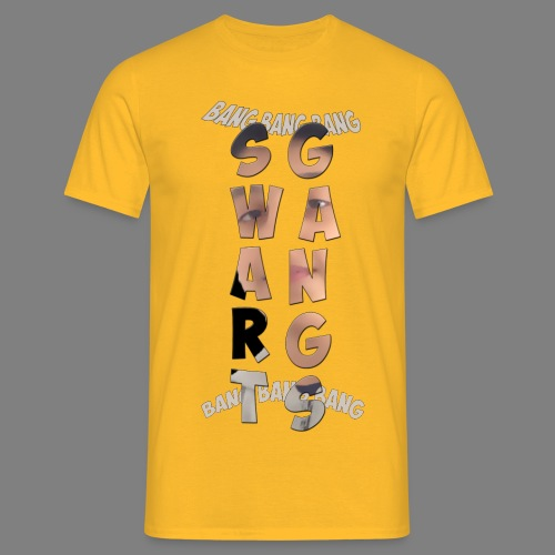 motif yasin - T-shirt Homme