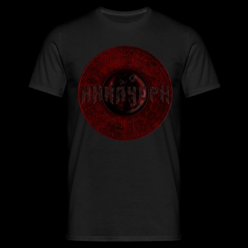 end ii shirt base png - Men's T-Shirt