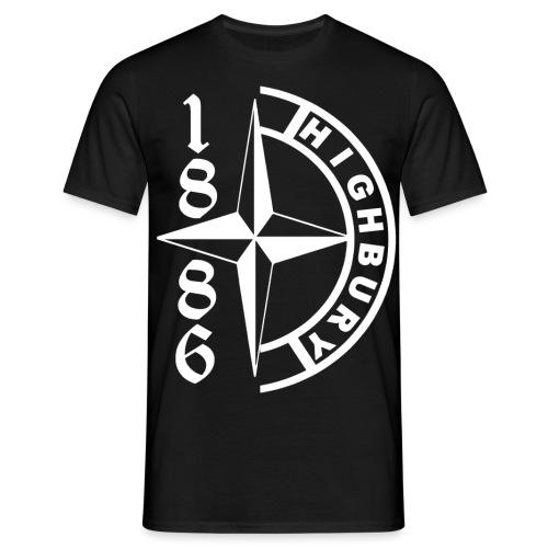 Highbury 1886 - Men's T-Shirt