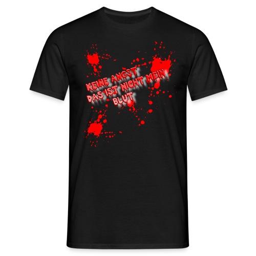 keine_angst - Männer T-Shirt