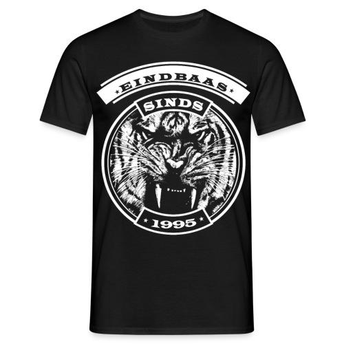 Eindbaas - Mannen T-shirt