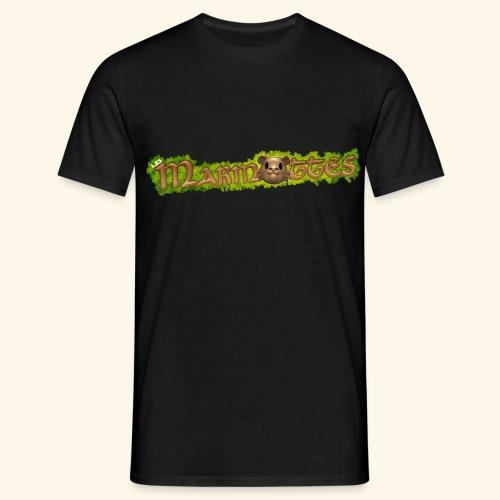 marmottes logo HD - T-shirt Homme