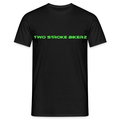 TSB Schriftzug grün png - Männer T-Shirt