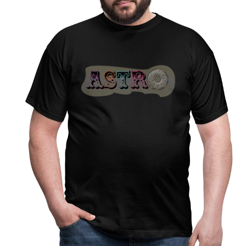 ASTRO - T-shirt Homme