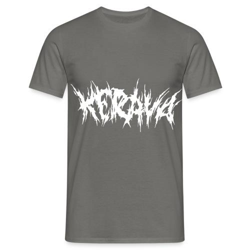 DEATH METAL KERAVA - Miesten t-paita