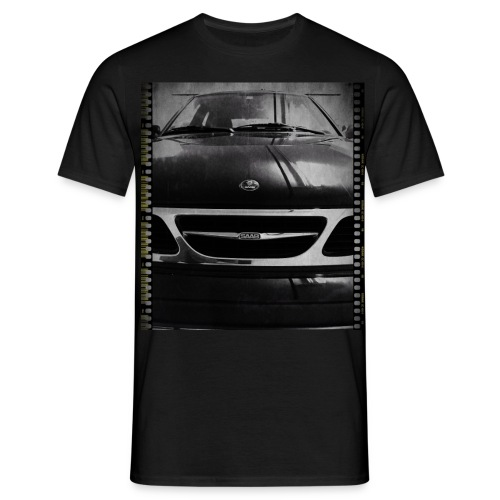 Automobiles Foto - Männer T-Shirt