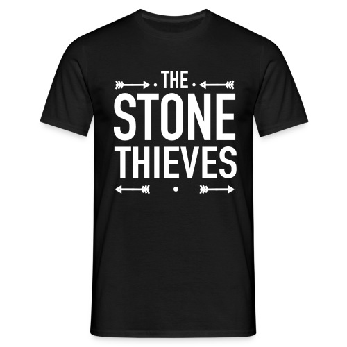 The Stone Thieves t shirt white png - Men's T-Shirt