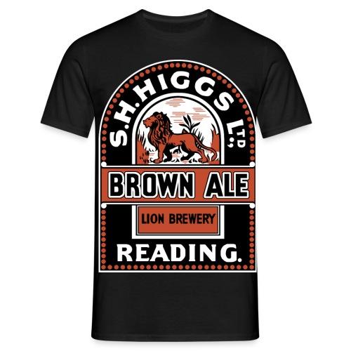 higgs A3 png - Men's T-Shirt