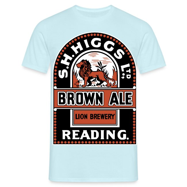 S H Higgs' Lion Brewery Reading