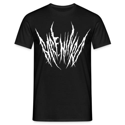 logo barenhvrd grind - Men's T-Shirt