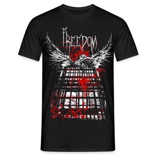 RAVEN | FREEDOM - Männer T-Shirt