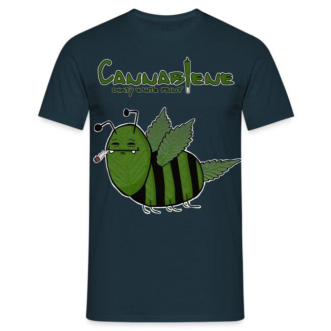 Cannabiene shirt png
